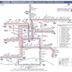 ZET – Zagreb Day & Night Tram Maps