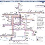 ZET – Zagreb Day & Night Tram Maps