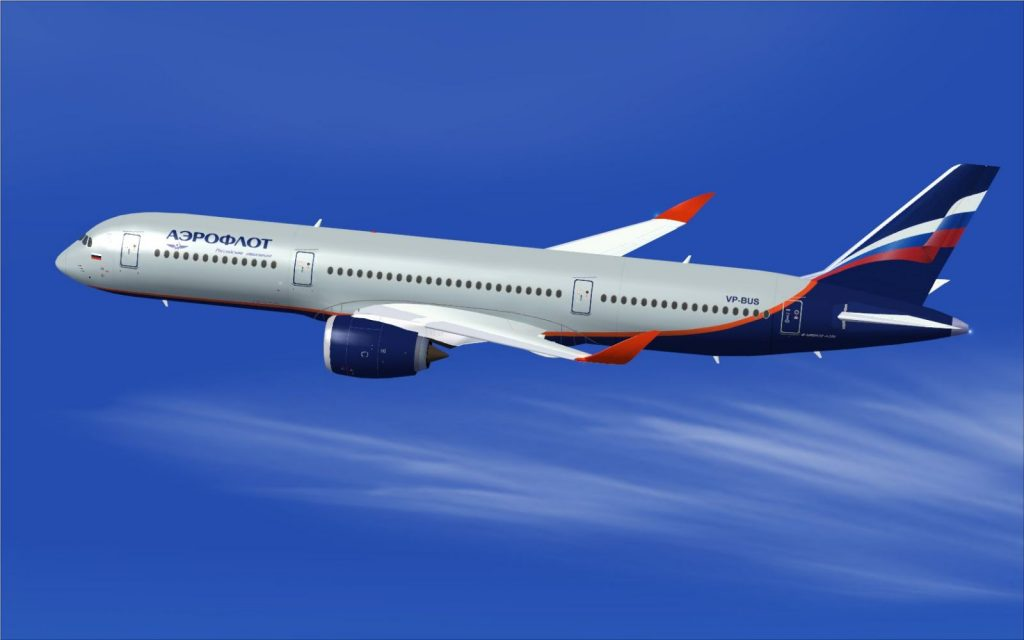 Aeroflot Zagreb to Moscow Flight Schedule