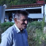 Grandfather Krolo the winemaker