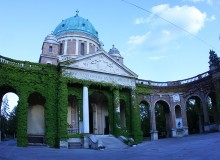 Mirogoj Cemetery in Zagreb, in Pictures