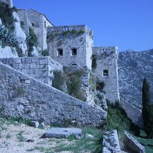 Visit Klis Fortress set of Game of Thrones