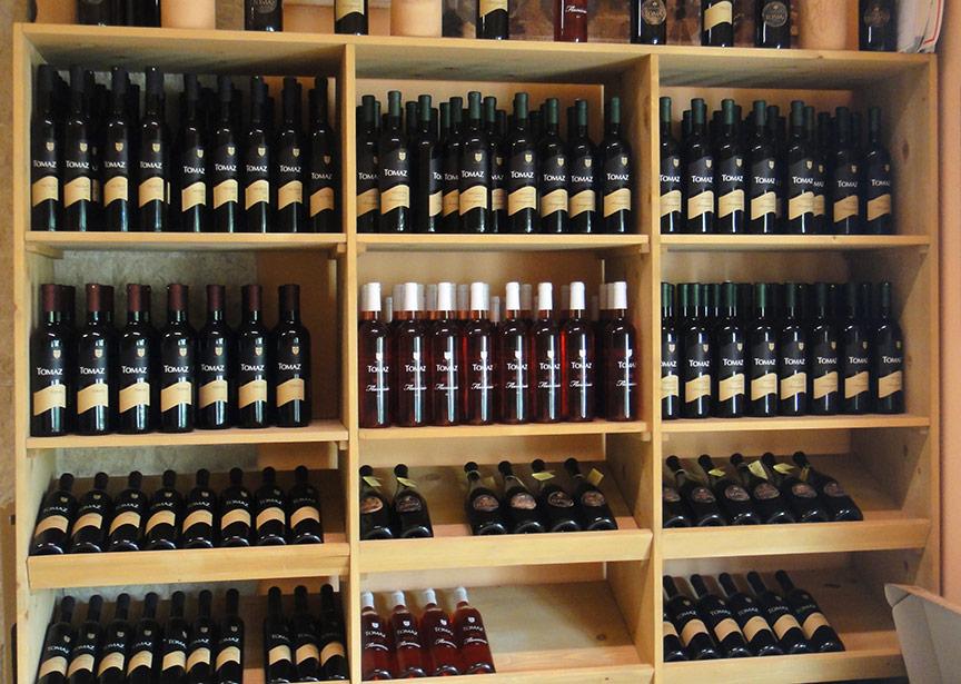 Istria Tomaz Winery