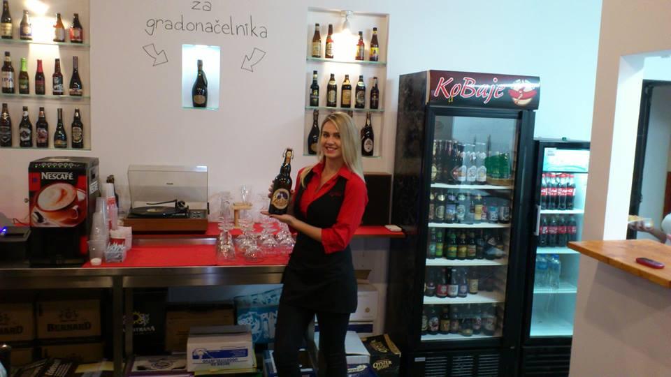Kobaje Craft Beer Garden - Split, Croatia