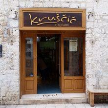 Kruscic Artisan Bakery - Split, Croatia