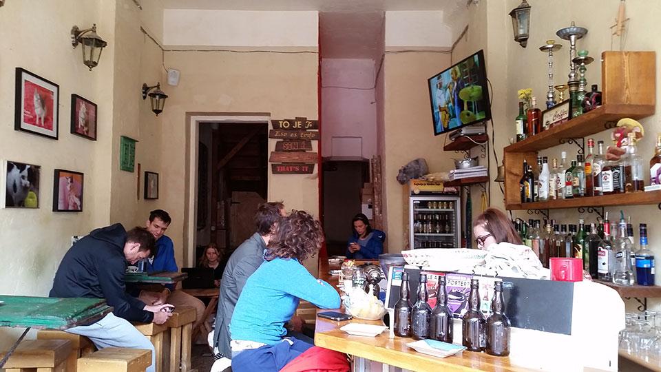 To Je To Caffe Bar - Split, Croatia