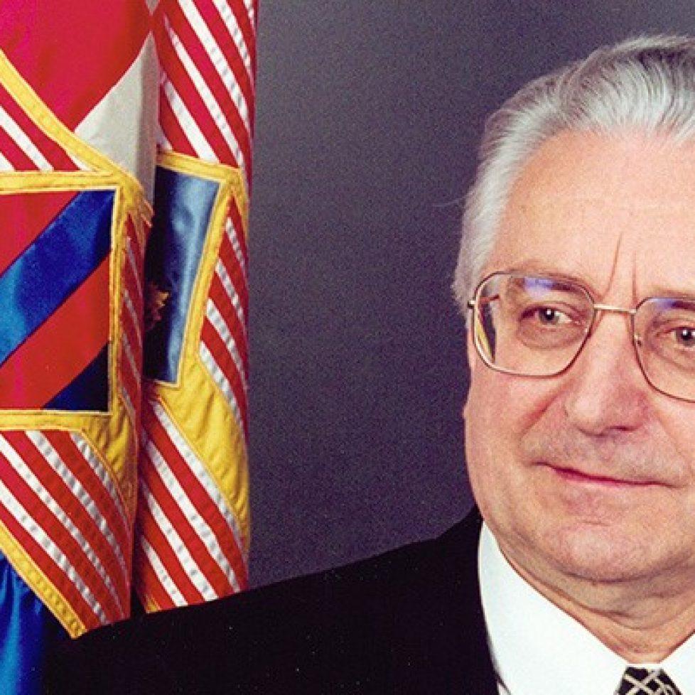 Tuđman president
