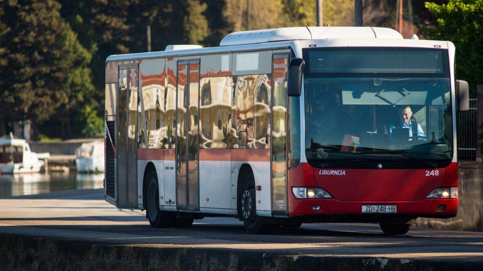 Liburnija Zadar Bus